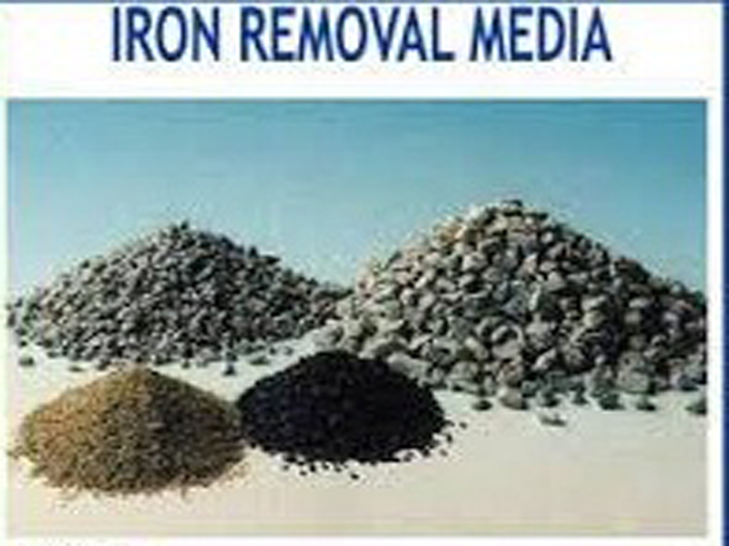 Iron Removal Media