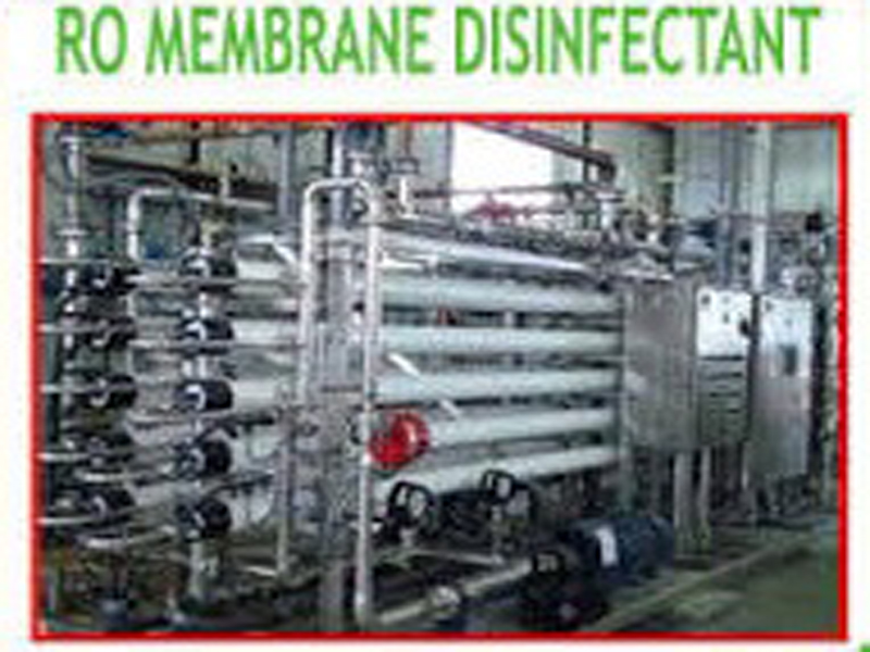 RO-Membrane-Disinfectants